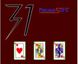 31 (1995, MSX2, Meusesoft)