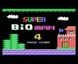 Super Bioman 4 (MSX, Segye-ro Electronics)