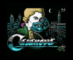 Casanova (1989, MSX, Iber Soft)