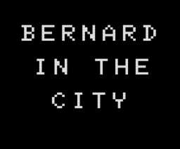 Bernard goes to Mars (1985, MSX, Indescomp)