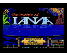 The Sword of IANNA (2017, MSX2, RetroWorks)