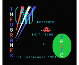 Le Cube Informatique (1984, MSX, Vifi International)