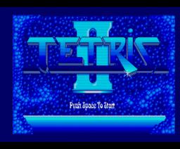 Tetris II (Special Edition) (1996, MSX2, MSX2+, Turbo-R, R.A.M.)