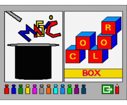Magic Color Box (1990, MSX, DAInamic)