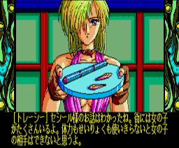 Dragon City (1991, MSX2, Fairytale)