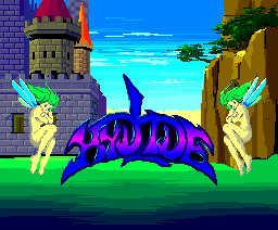 Hydlide (1985, MSX2, T&ESOFT)