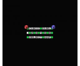 Cubic Duel (2010, MSX, Digital Concrete)