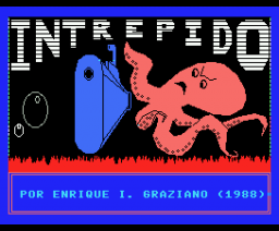 Intrépido (1988, MSX, Mind Games España)