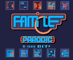 Famicle Parodic (1988, MSX2, Bit²)