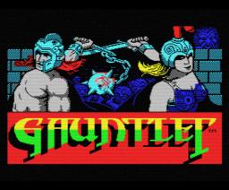 Gauntlet (1986, MSX, US Gold, Gremlin Graphics, Atari)