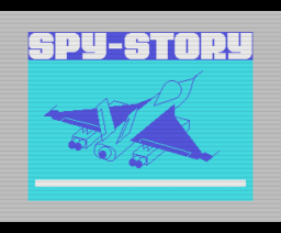 Spy Story (1986, MSX, The Bytebusters)