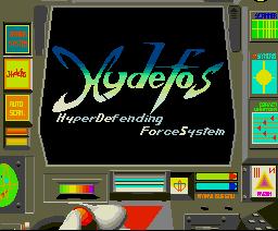 Hydefos (1989, MSX2, MSX2+, Hertz)