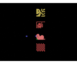 Here & There with the Mr. Men (1985, MSX, Mirrorsoft)