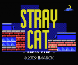 Stray Cat (2009, MSX, Imanok)