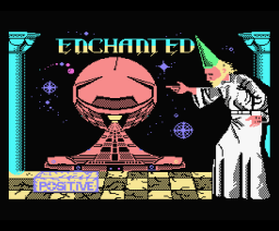Enchanted (1989, MSX, Positive)