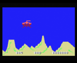 Roger Rubbish (1985, MSX, Spectravideo (SVI))
