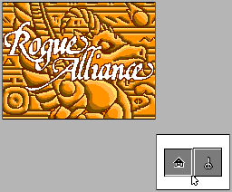 Rogue Alliance (1989, MSX2, Starcraft)