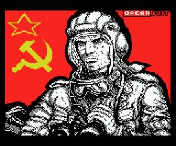 Soviet (1990, MSX, Opera Soft)