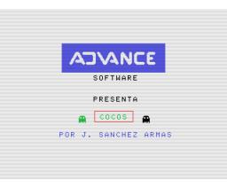 Cocos (MSX, Advance)