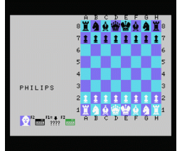 Chess Master (1985, MSX, Philips)