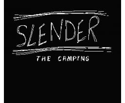 Slender: The Camping (2013, MSX, Pentacour)