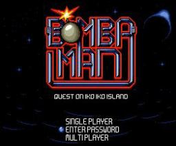 Bombaman (2004, MSX2, TeamBomba)