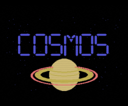 Cosmos (1985, MSX, Indescomp)