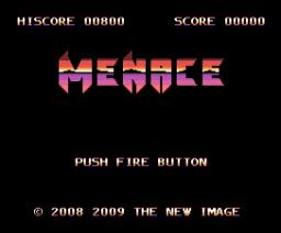 Menace (2009, MSX, TNI)