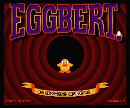 Eggbert (1994, MSX2, Fony)