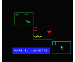 Corro de Formas (1985, MSX, Anaya Multimedia, Vifi International)