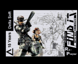 Findit Replayer (2003, MSX2+, Turbo-R, Delta Soft)