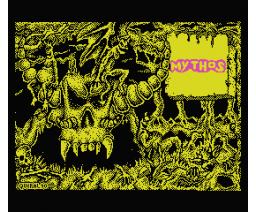 Mythos (1990, MSX, Opera Soft)