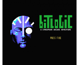 BitLogic (2016, MSX, OXiAB Game Studio)