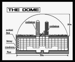 Dome (1988, MSX2, System Sacom)