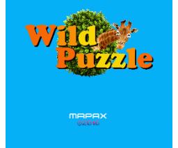 Wild Puzzle (2016, MSX2, Mapax)