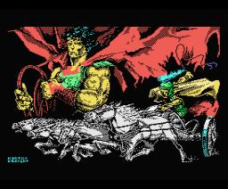 Coliseum (1988, MSX, Topo Soft)