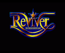 Reviver (1987, MSX2, Arsys)