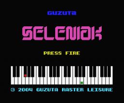 Seleniak (2004, MSX, Guzuta Raster Leisure)