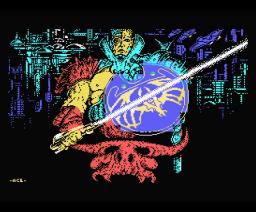 Metropolis (1989, MSX, Topo Soft)