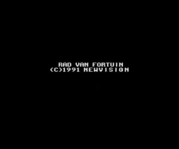 Rad van Fortuin (1991, MSX2, NewVision)