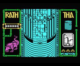 Rath-tha - Fase II (1989, MSX, Positive)