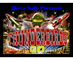 Thunderbirds Are Go (1999, MSX2, Delta Soft)