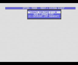 Dynamic Publisher (1987, MSX2, Radarsoft)