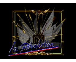 89: La Revolution Francaise (1989, MSX2, Legend)
