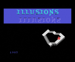 Illusions (1985, MSX, Nice Ideas)