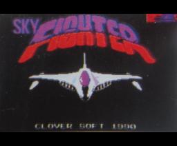 Sky Fighter (1990, MSX, Clover)