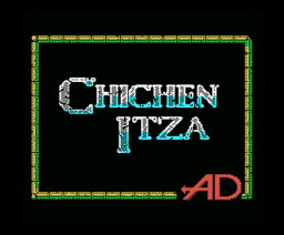 Ci-U-Than Trilogy III (1992, MSX, Aventuras AD)