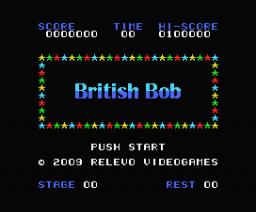 British Bob (2009, MSX, RELEVO)