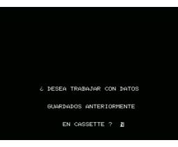 Impuesto Sobre la Renta de las Personas Fisicas (1986, MSX, Iveson Software)