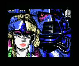 Game Over II (1988, MSX, Dinamic)